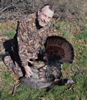 Harvested Eastern Gobbler